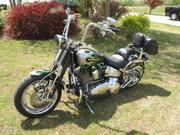 2009 Harley-Davidson Softail Springer CVO FXSTSS